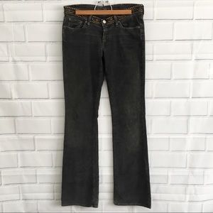 7 for All Mankind Factory Faded Black Bootcut (27)